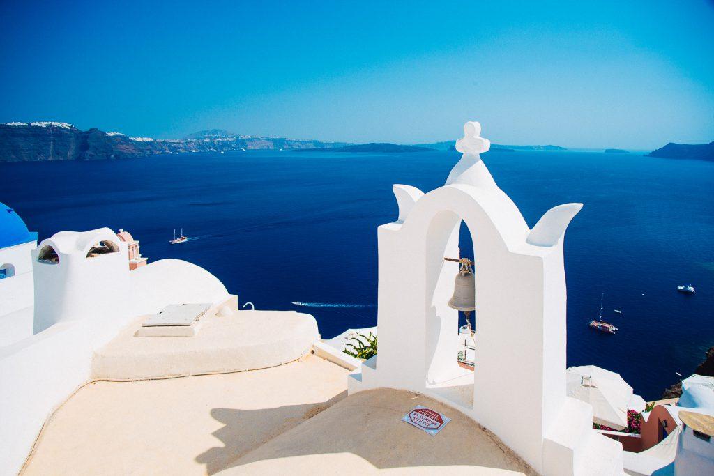 Santorini foto blog