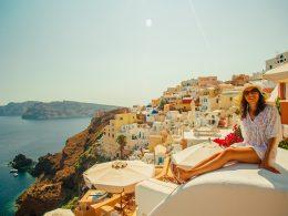 Santorini Oia - najlepša vasica na svetu