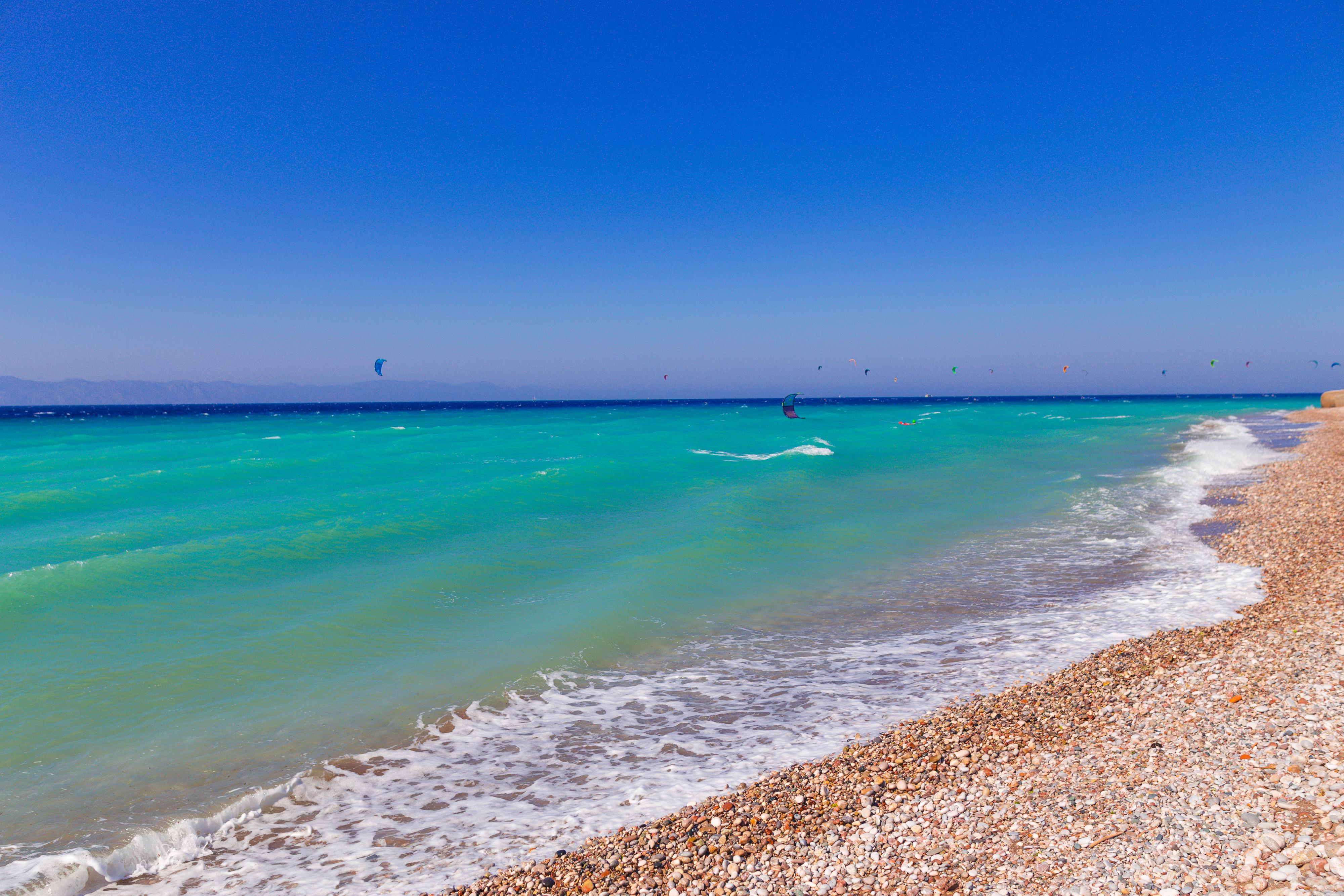Rodos - zakaj na počitnice na Rodos, Rodos Grčija Blog